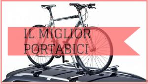 porta bici portapacchi
